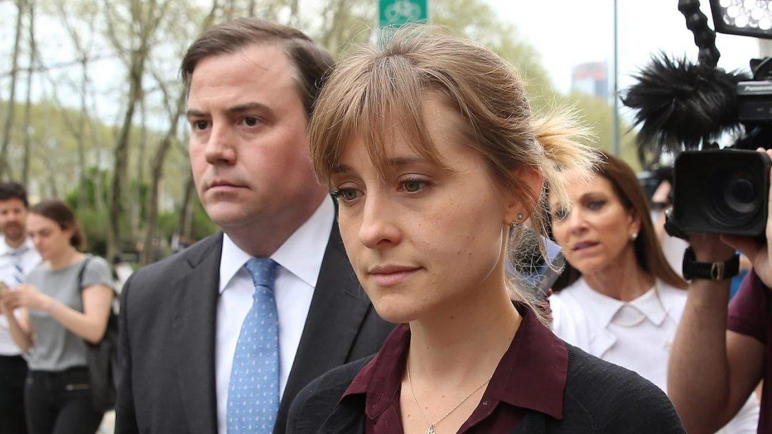 Allison Mack condannata