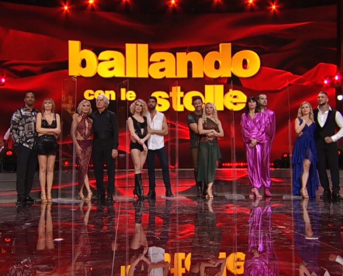 Milly Carlucci Ballando con le stelle Cast Fabio Galante