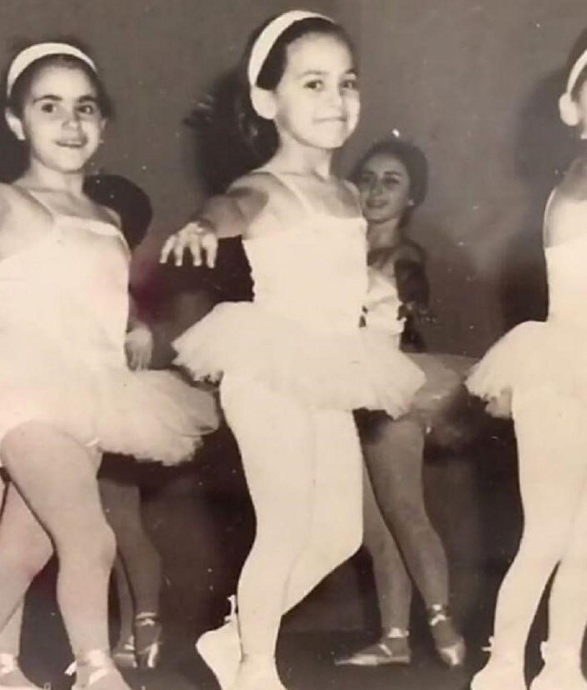 Barbara D'Urso Foto Bambina Instagram