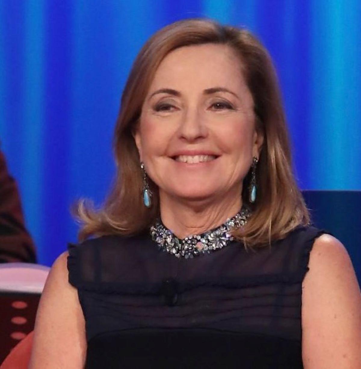 Barbara Palombelli Ufficiale Conferma Mediaset Lo sportello di Forum Stasera Italia