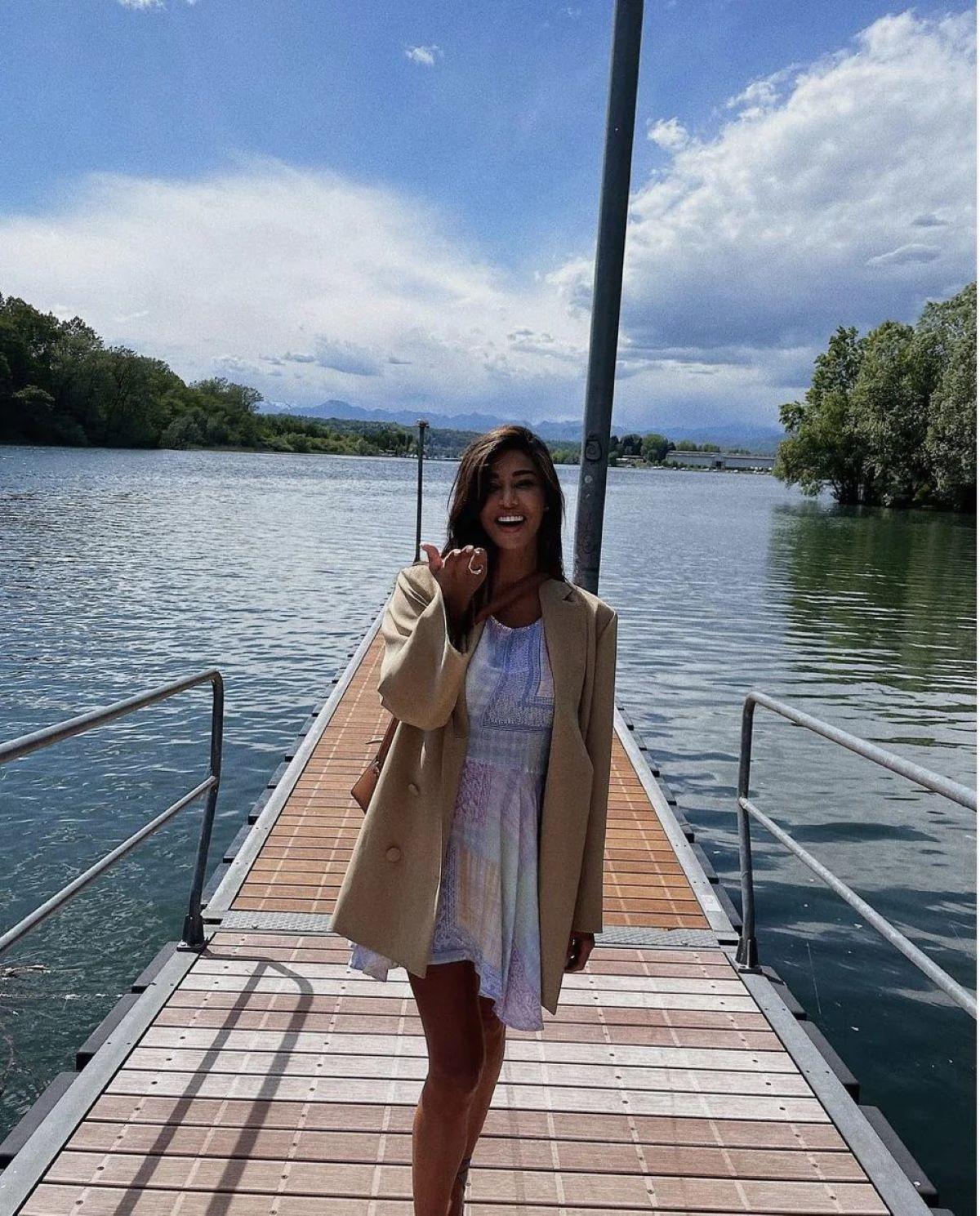 Belen Rodriguez Dove Partorirà Luna Marì Padova