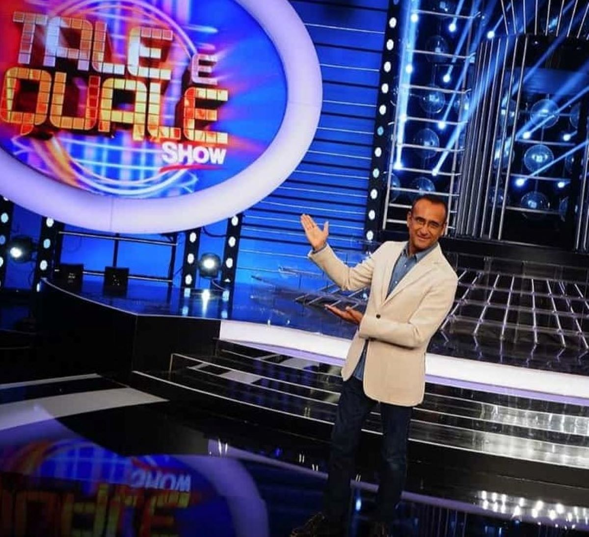 Carlo Conti Tale e Quale Show Rifiuto Stefano Sala Motivo