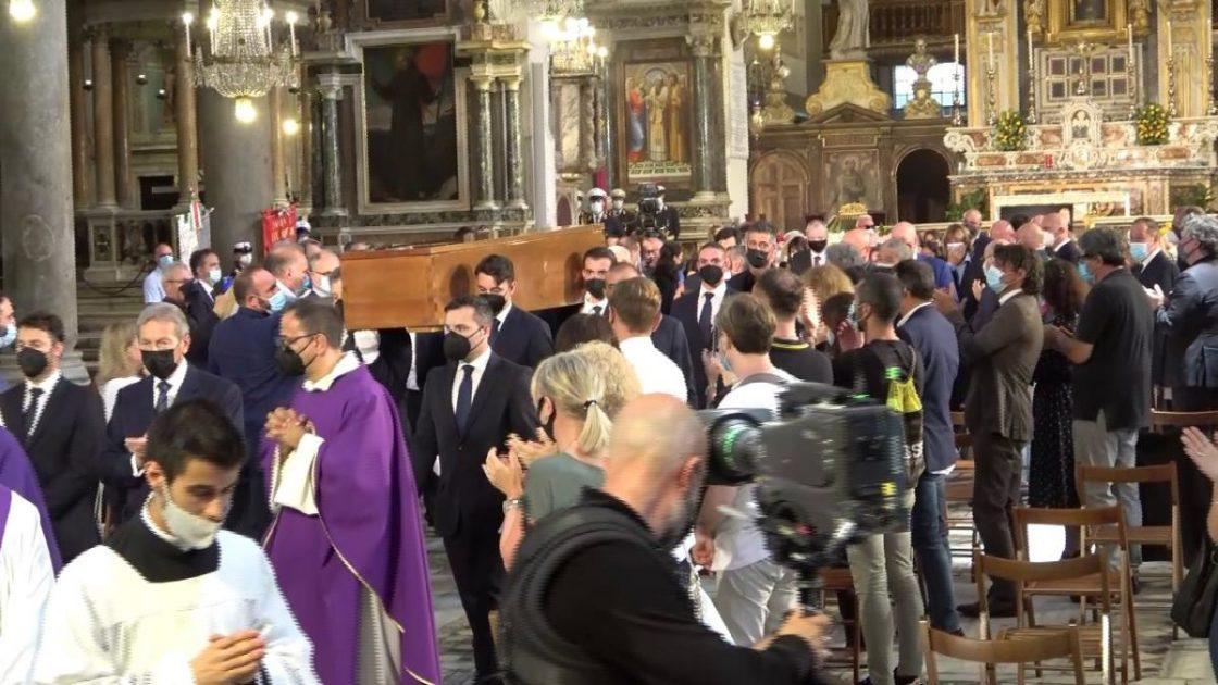 Raffaella Carrà Funerali 3 milioni Spettatori