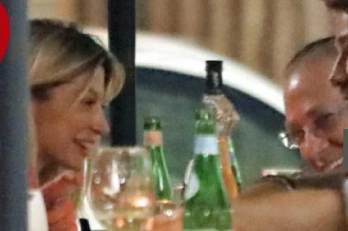 Maddalena Corvaglia Paolo Berlusconi relazione smentita cena foto