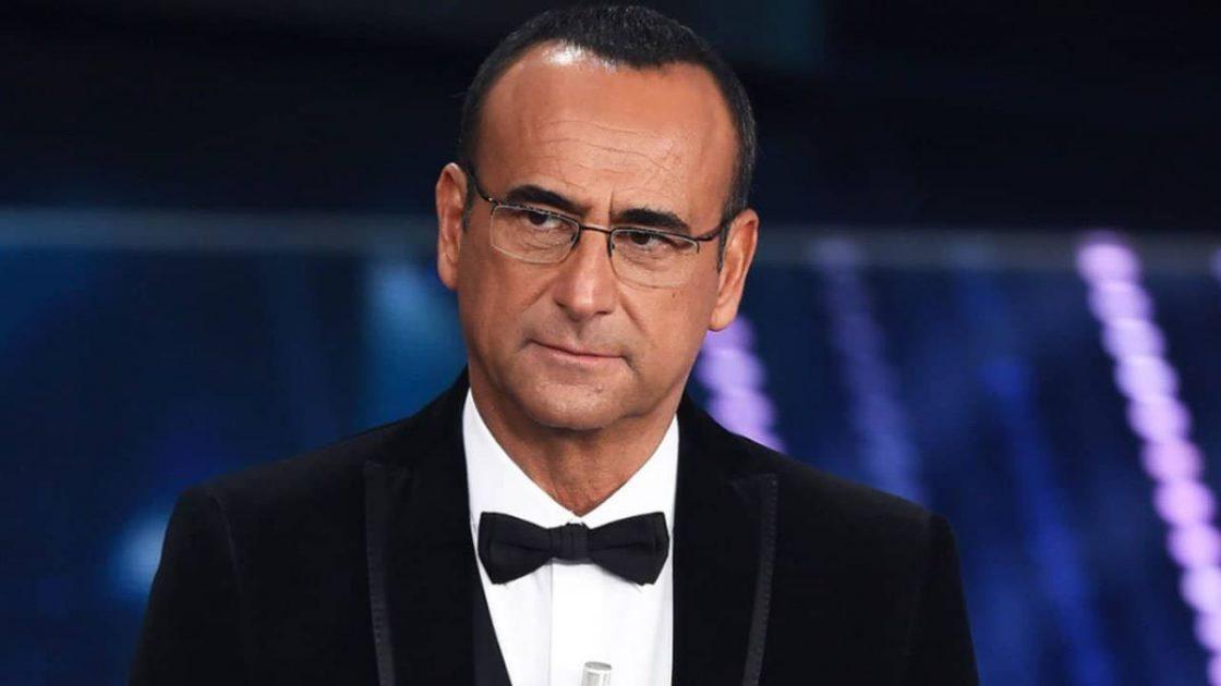 Carlo Conti Lutto Morto Paolo Beldì