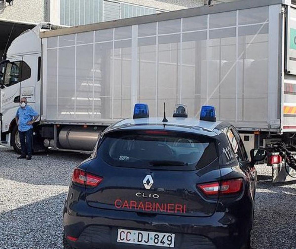 Davide Deboli Morto Incidente Lavoro Camion Nogarole Rocca Verona