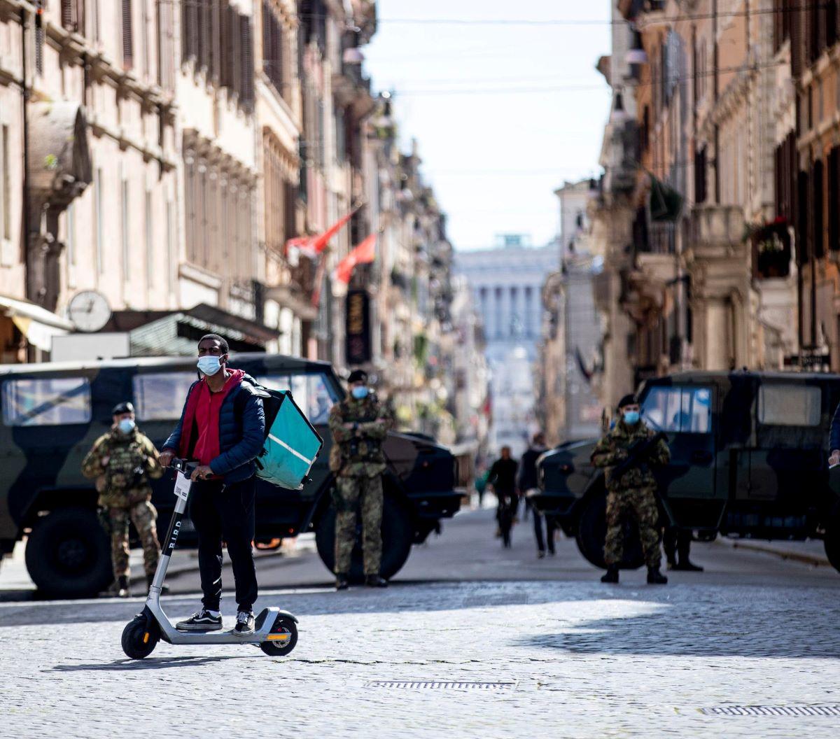 Coronavirus Italia Zona Rossa Piazza Armerina Sicilia