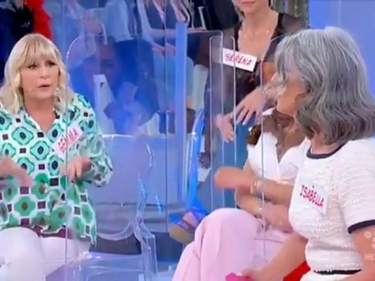 Gemma Galgani Uomini e Donne Riavvicinamento Marco Firpo