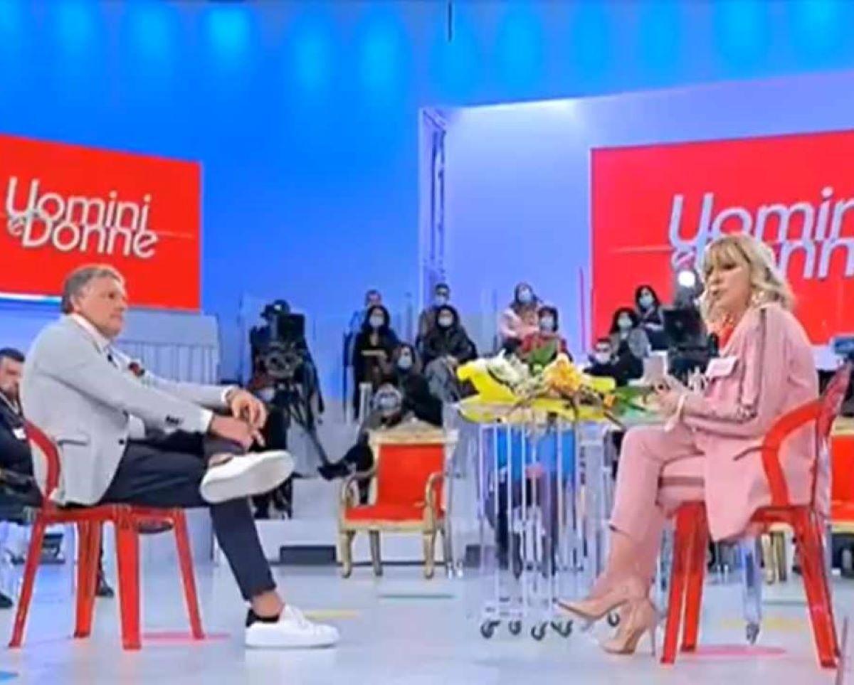 Gemma Galgani Uomini e Donne Meno Spazio Settembre