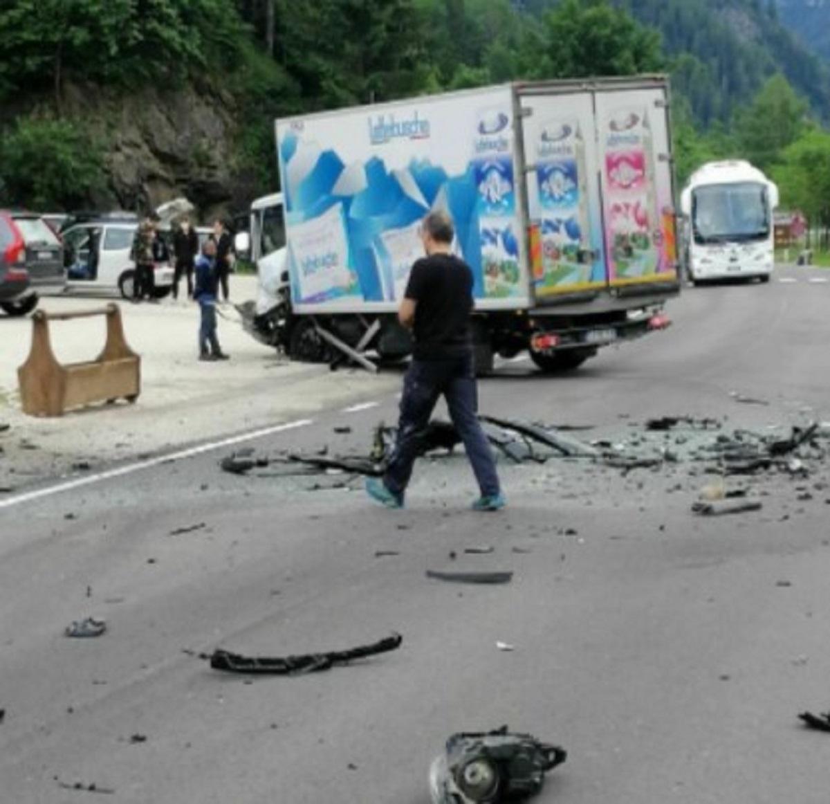 Caprile Carla Scola morta 47 anni incidente