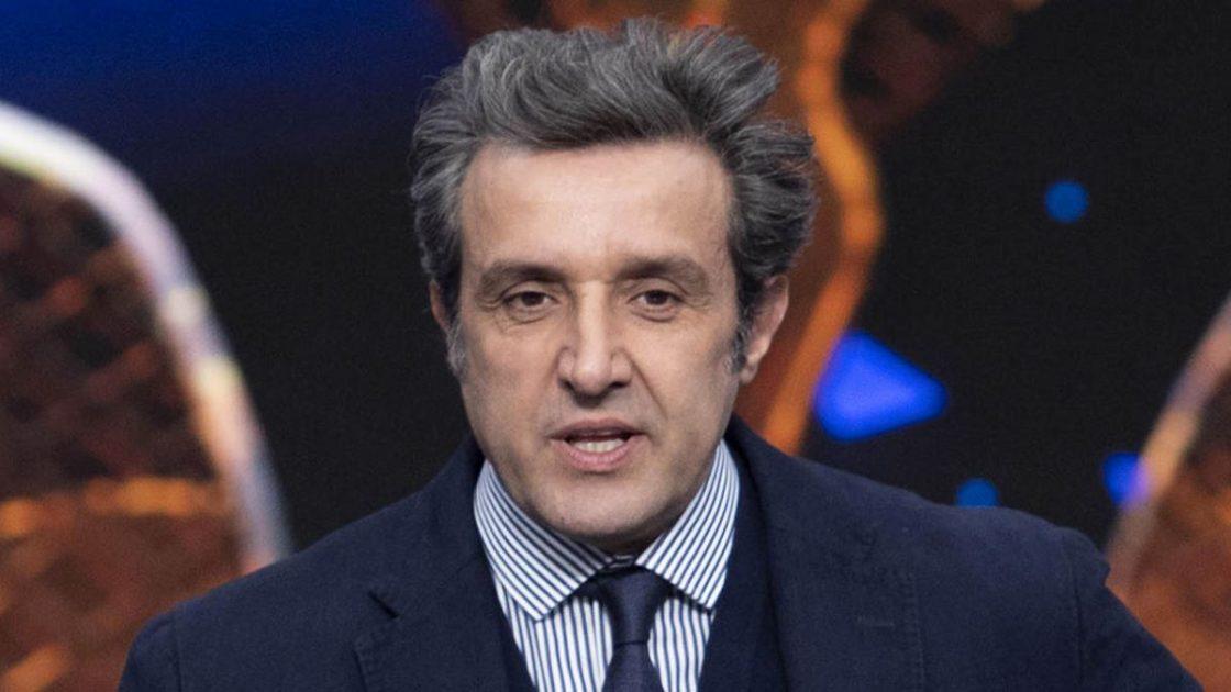 Flavio Insinna Il Pranzo è servito Concorrente Smascherata