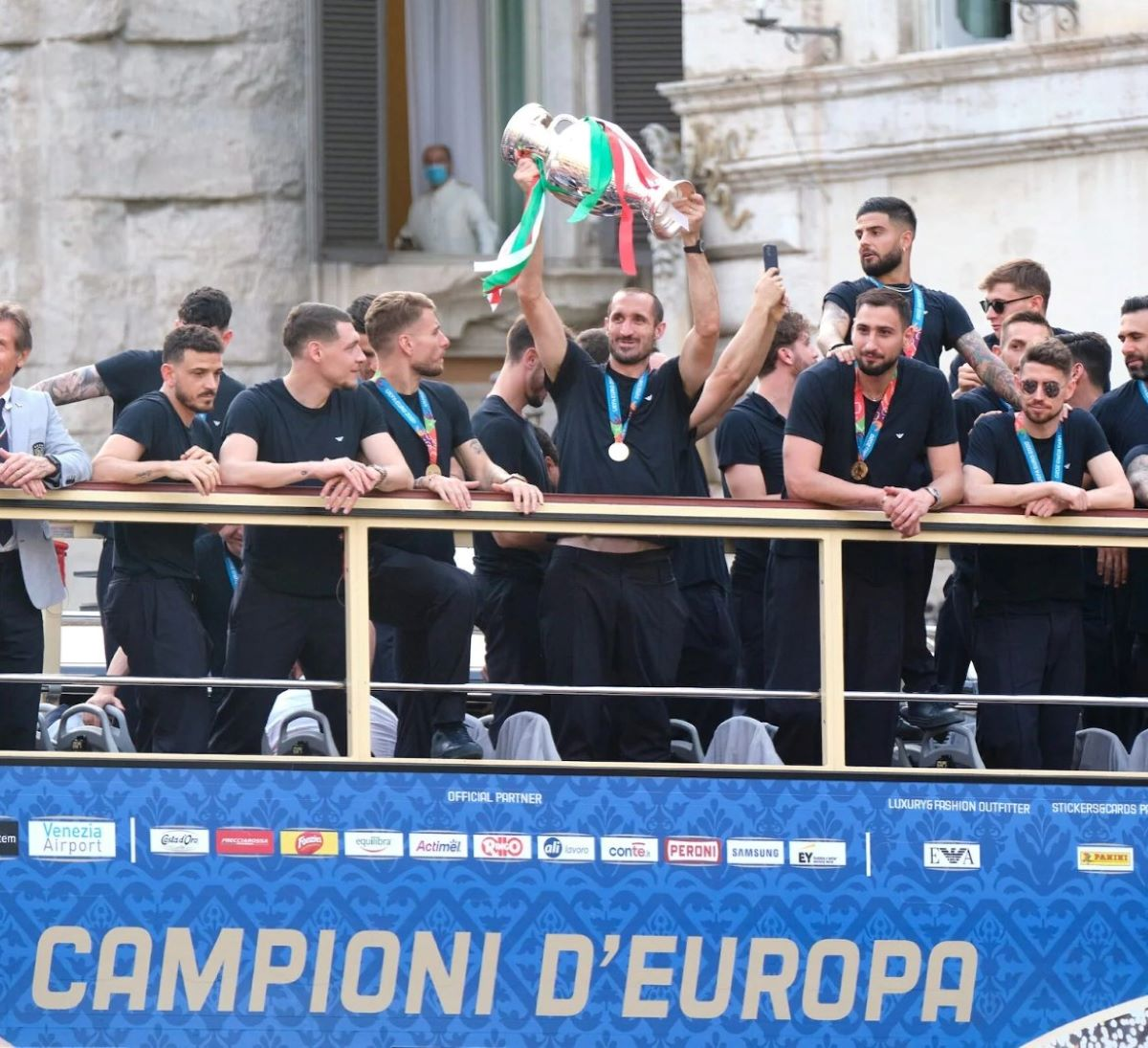 Italia Inghilterra Tifosi Inglesi Raccolta Fondi Acquisto Coppa Europei