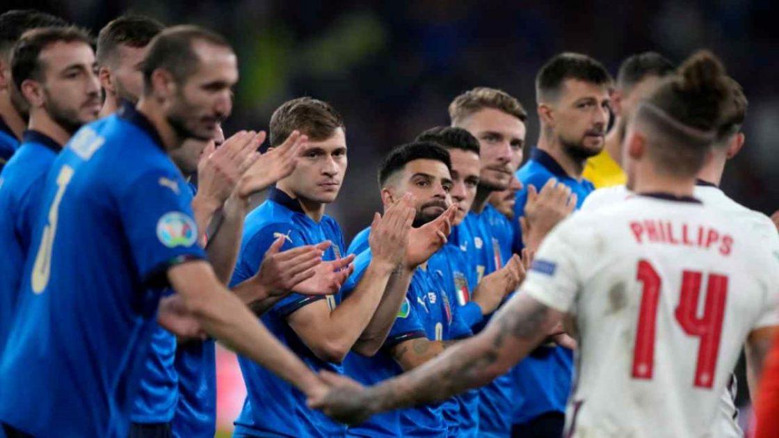 Italia Inghilterra Raccolta Fondi Acquisto Coppa