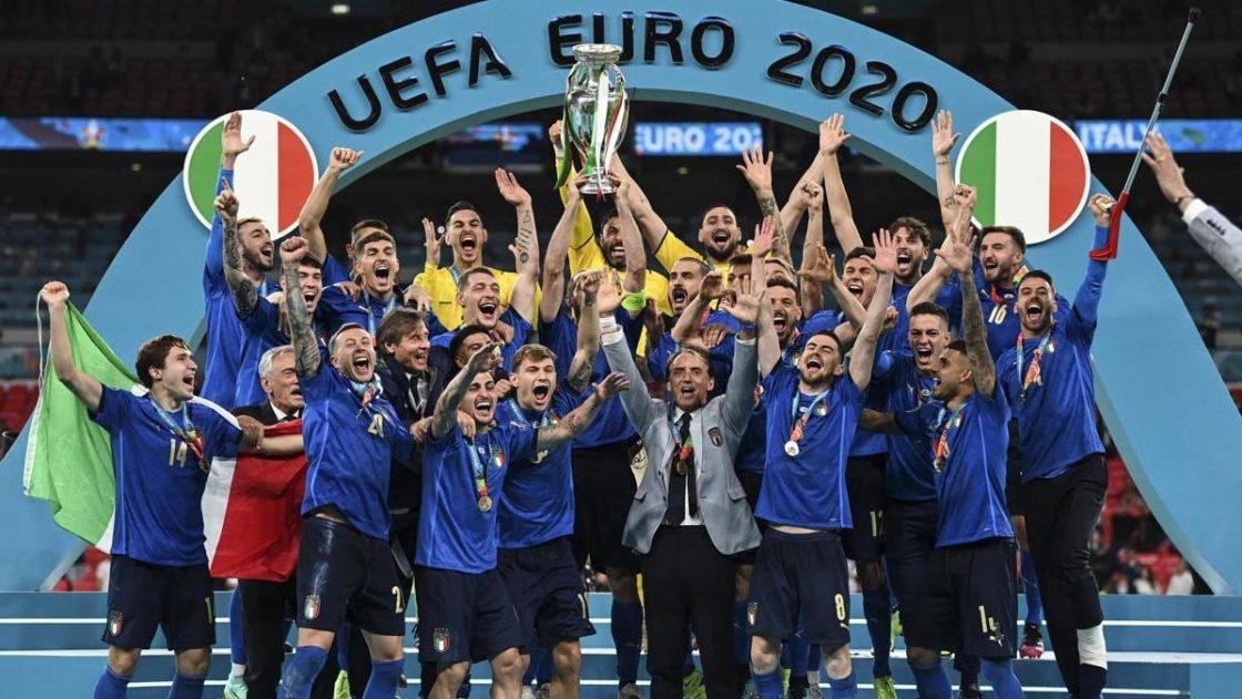 calciatore autoescluso euro 2020