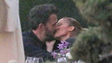 Jennifer Lopez e Ben Affleck insieme