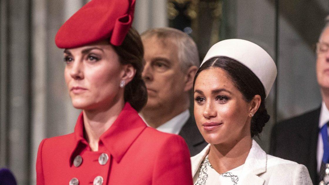 Kate Middleton Meghan Markle Ipotesi Pace