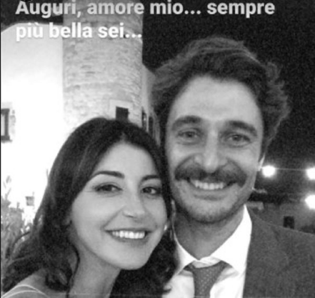 Lino Guanciale dedica compleanno moglie Antonella Liuzzi