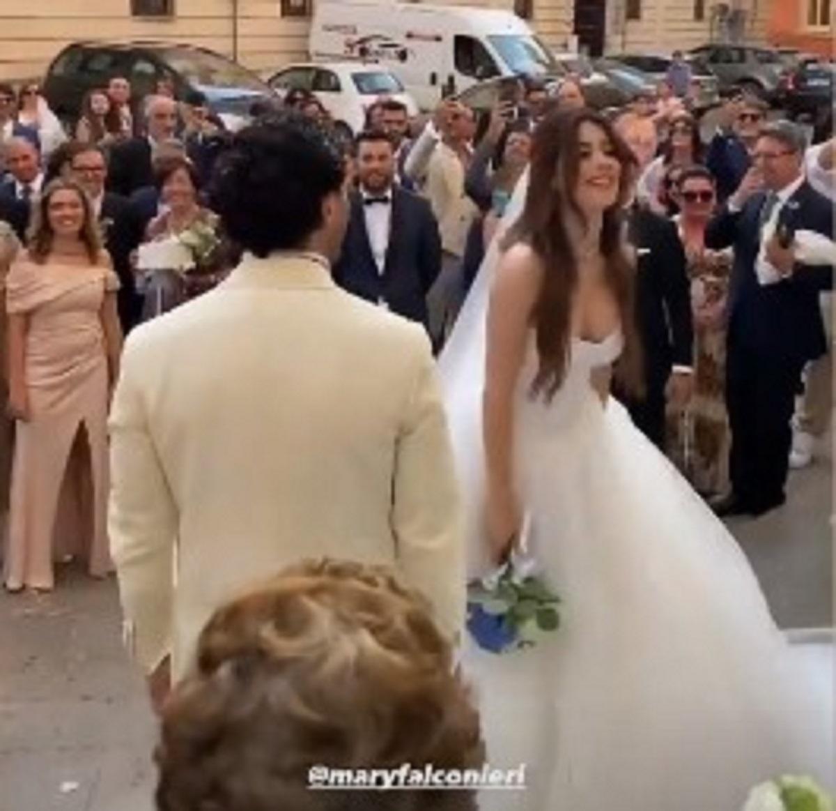 Mary Falconieri Giuseppe Matteo Schiavello nozze