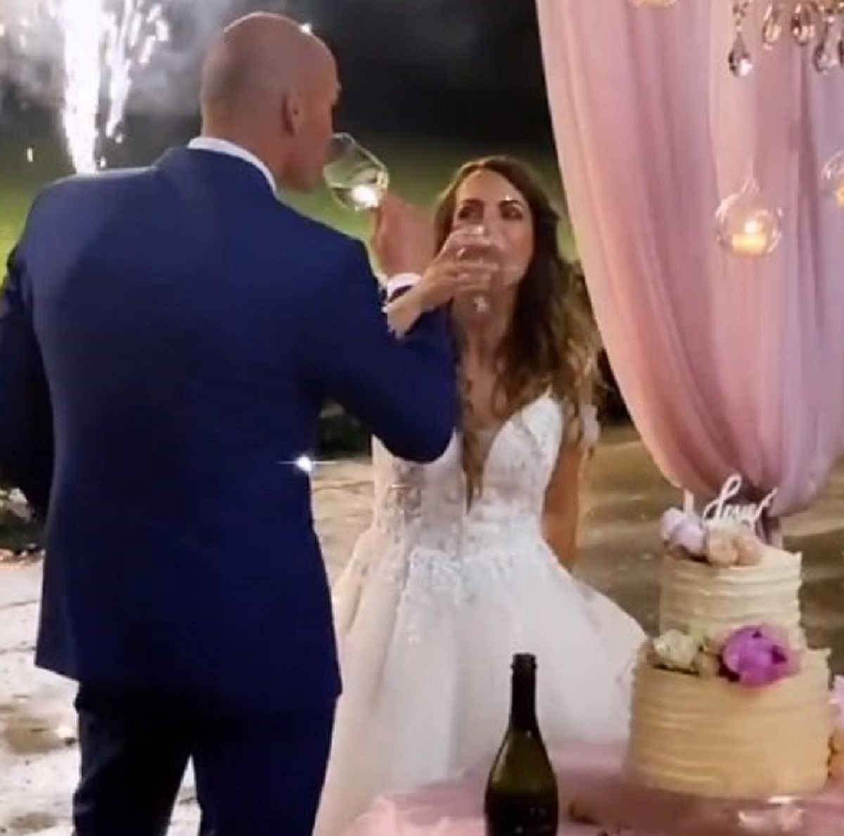 Mauro Faettini Lisa Palugan Uomini e Donne nozze