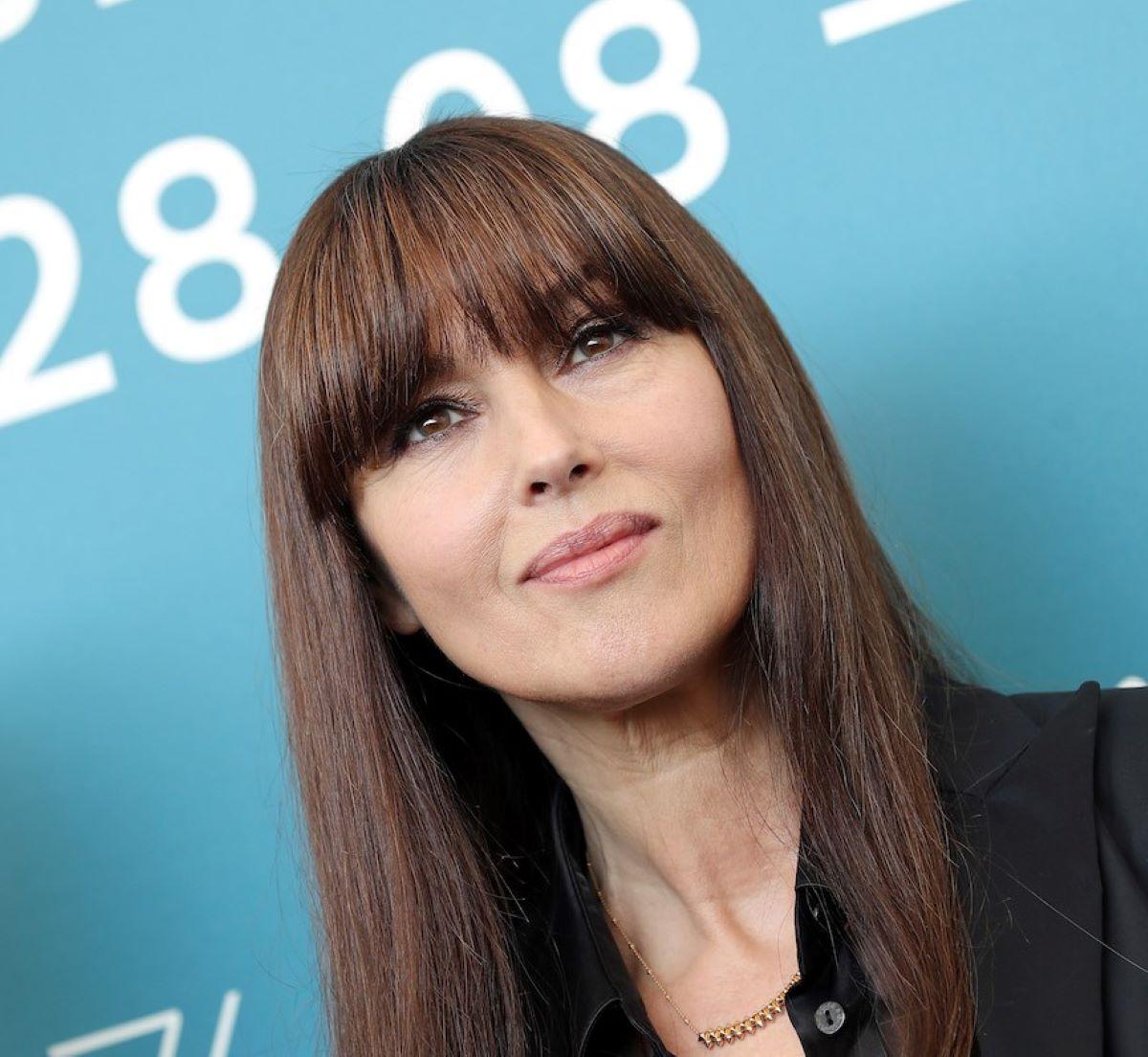 Monica Bellucci Figlia Deva Cassel Rivista Vogue Italia Copertina
