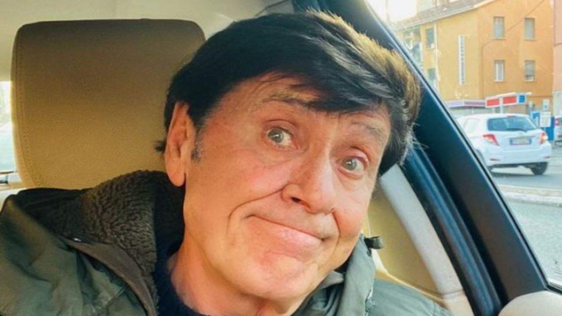 Gianni Morandi Incidente Urla Pianti
