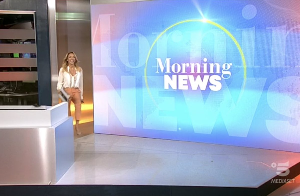 morning news gaffe ilaria dalle palle