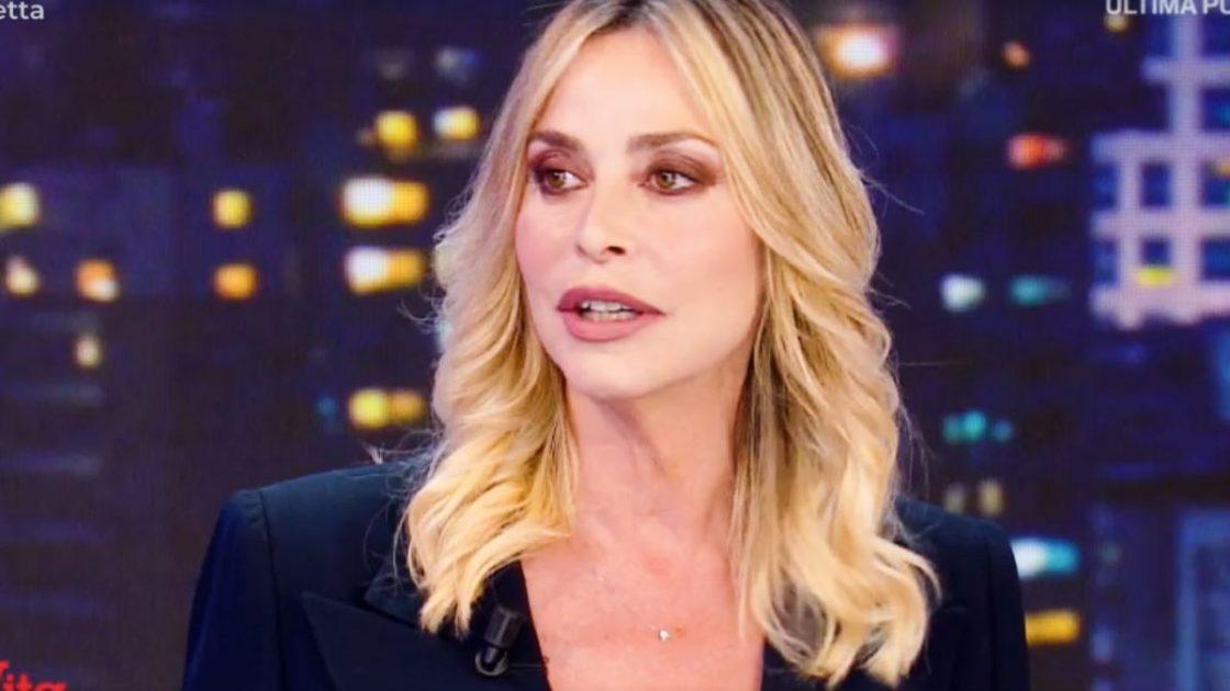 Stefania Orlando Visita Seno