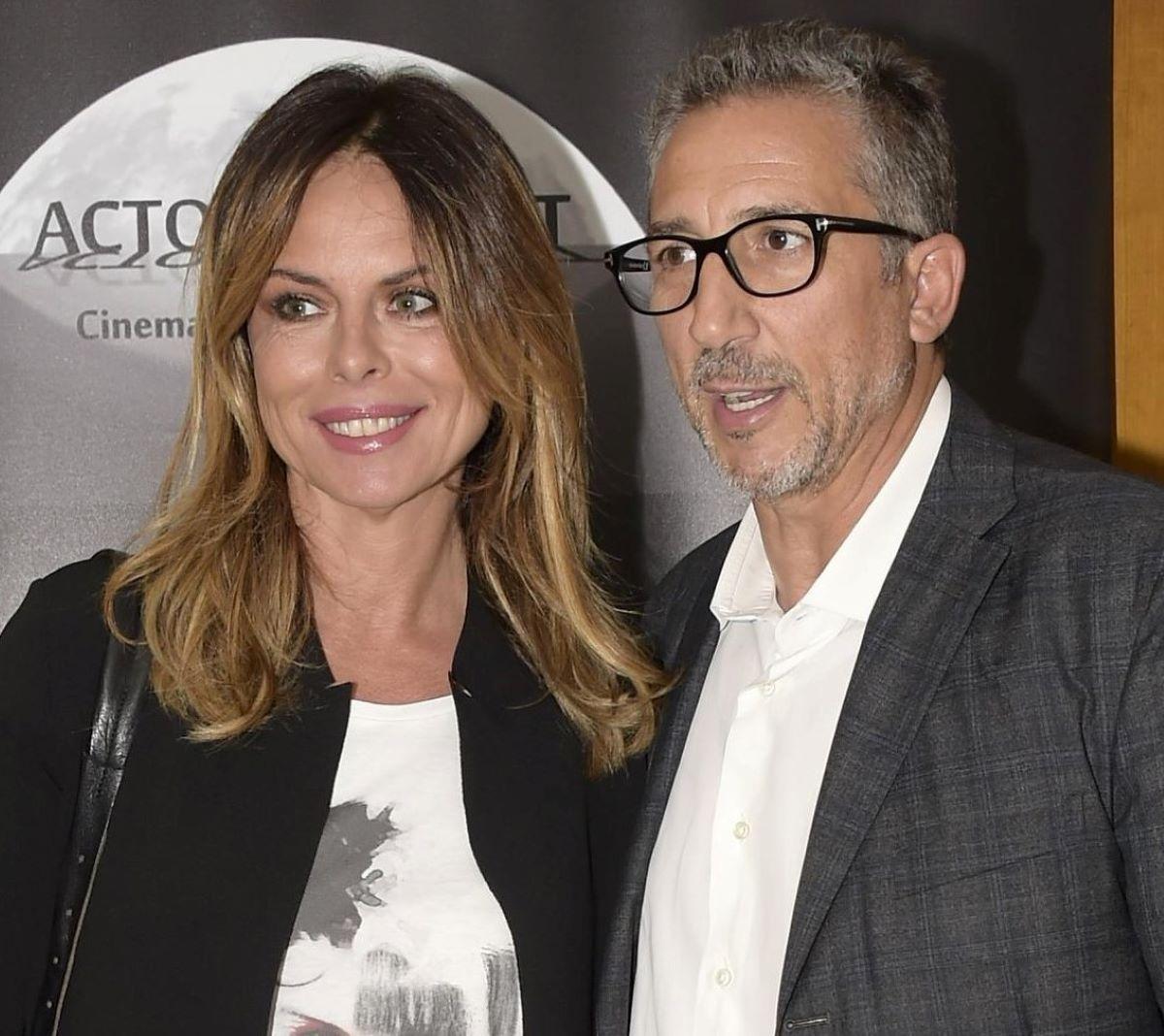 Paola Perego Attacchi Di Panico Pensiero Morte Suicidio