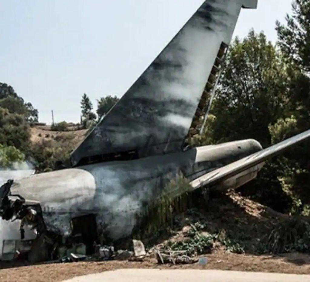 aereo caduto filippine
