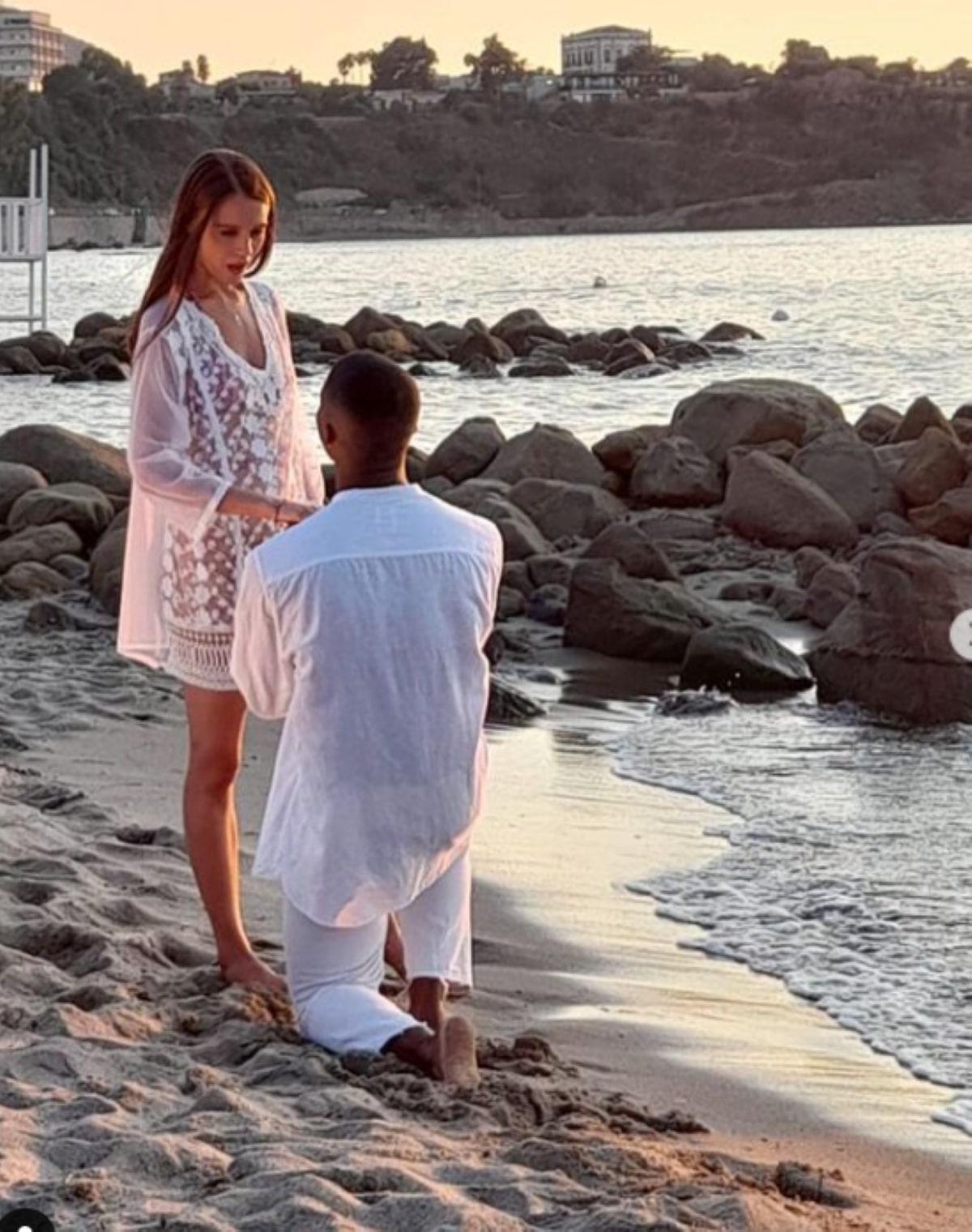 Bryan Ramirez Paola De Filippis Ex Amici Matrimonio Proposta