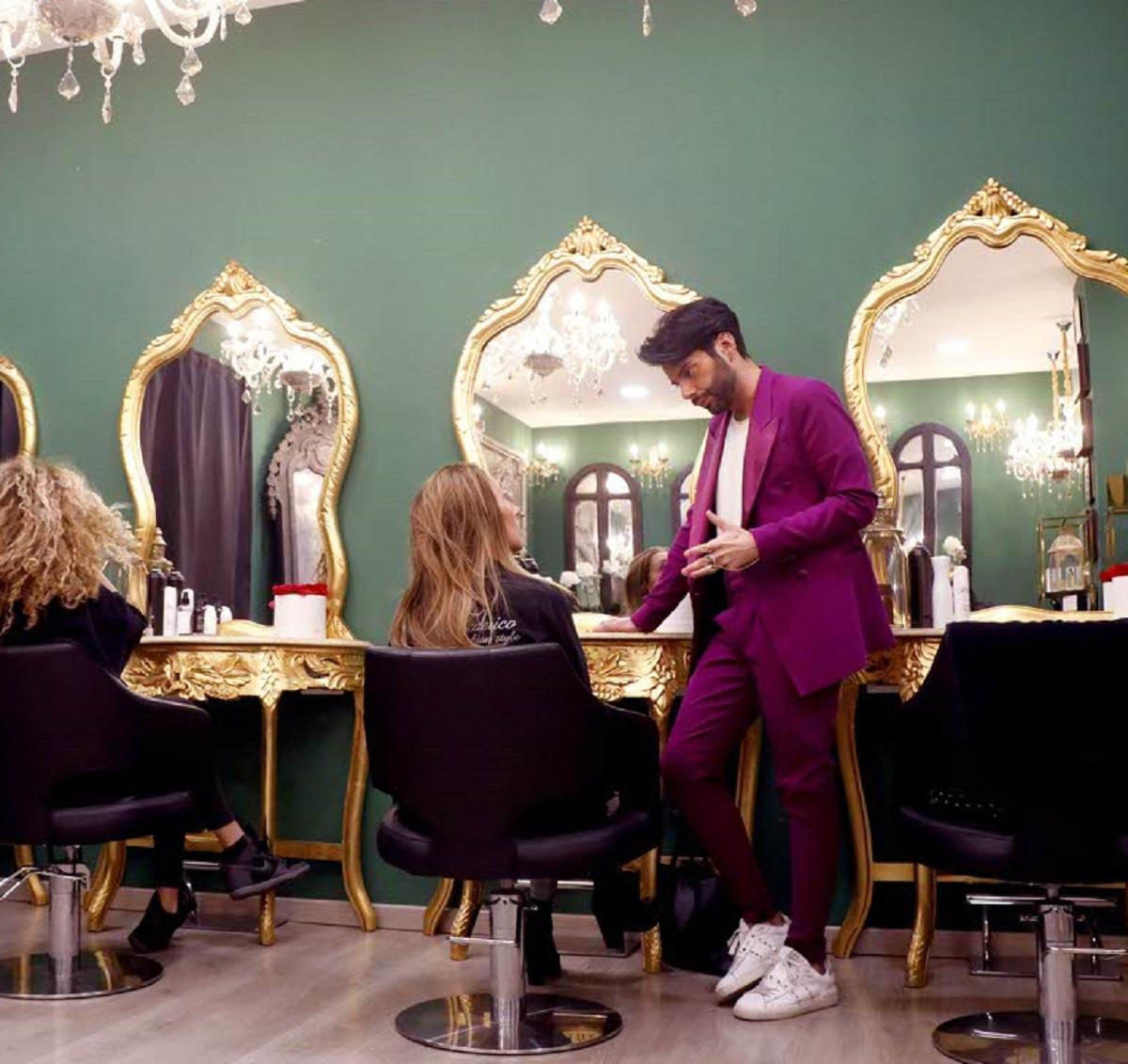 Federico Fashion Style nuovo salone Napoli prezzi