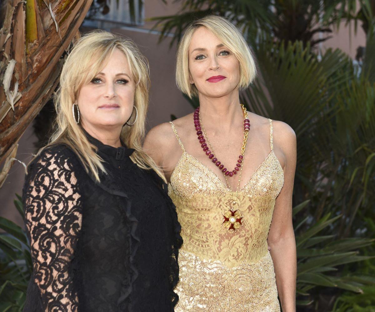 Sharon Stone Attrice Fidanzato RMR 25 anni
