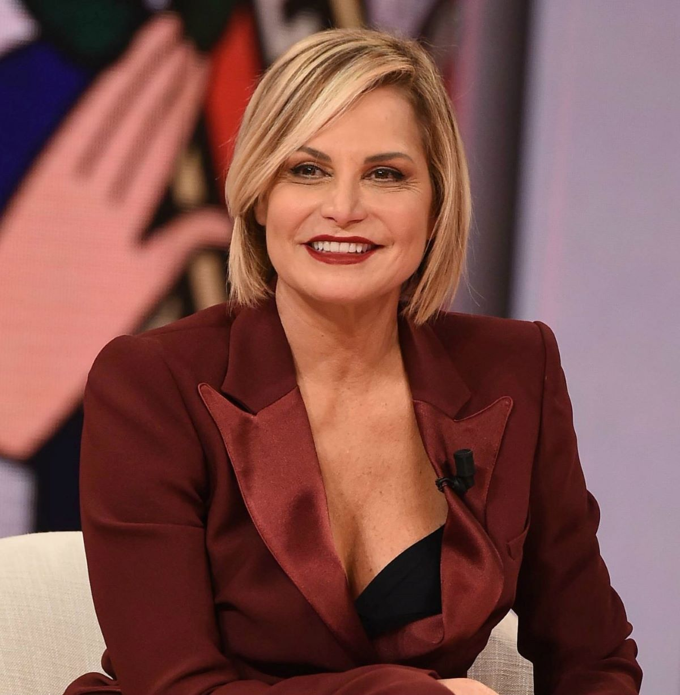 Simona Ventura Annuncio Regista Mostra del Cinema Venezia