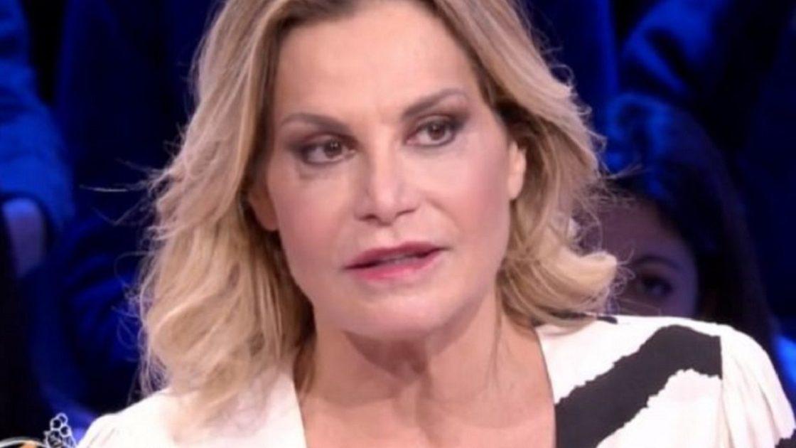 Simona Ventura Furia Incendi Sardegna