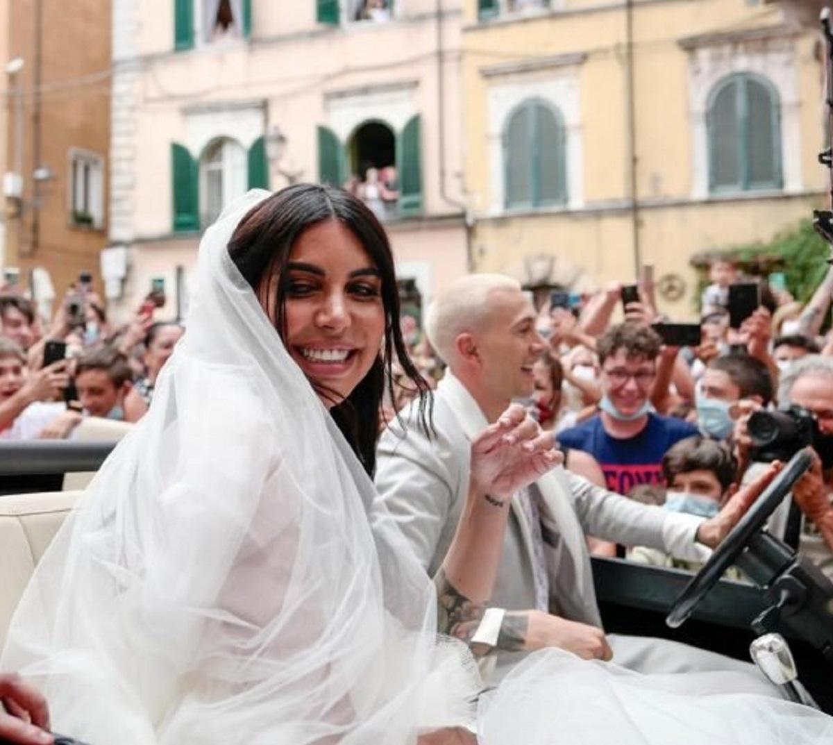 Federico Bernardeschi Veronica Ciardi nozze seconda figlia