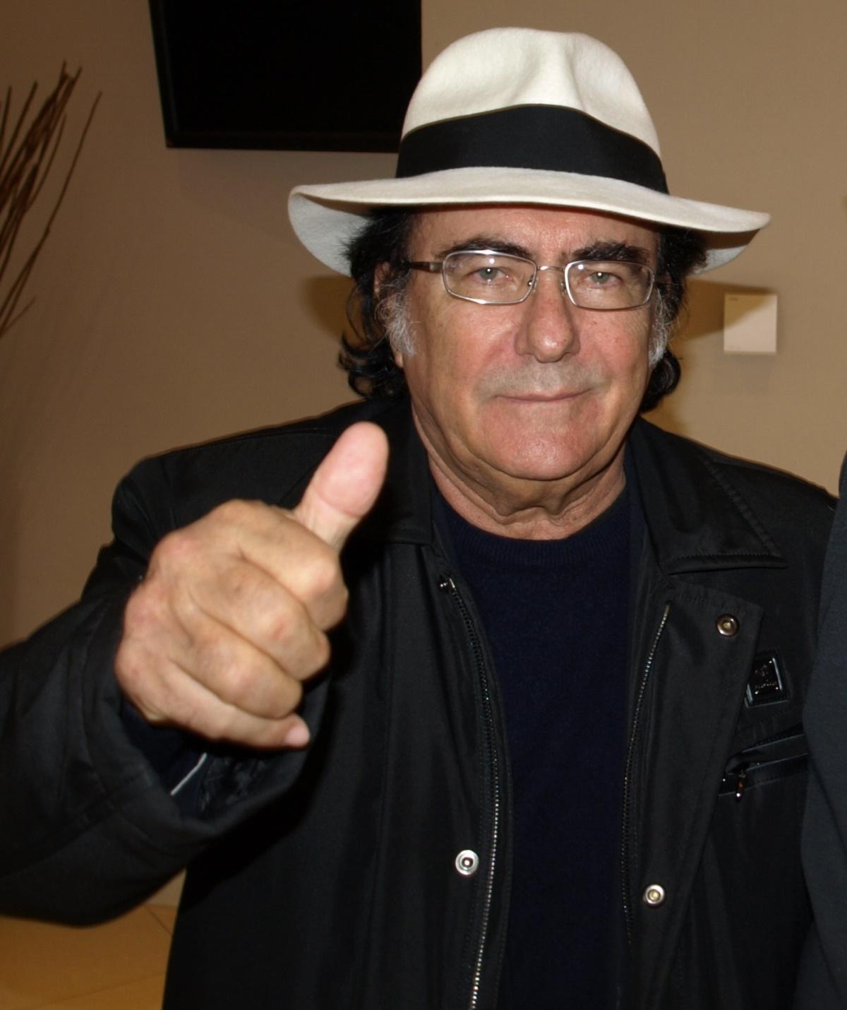 Al Bano Carrisi non confermato The Voice Senior