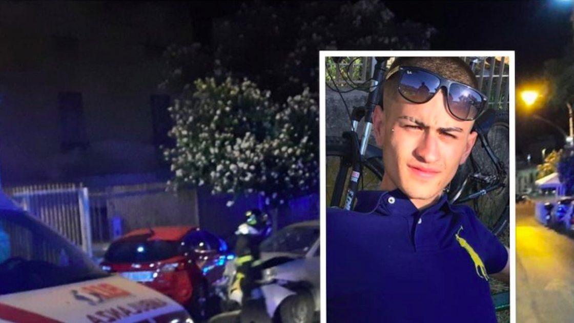 Alessio Murgia incidente Sassari
