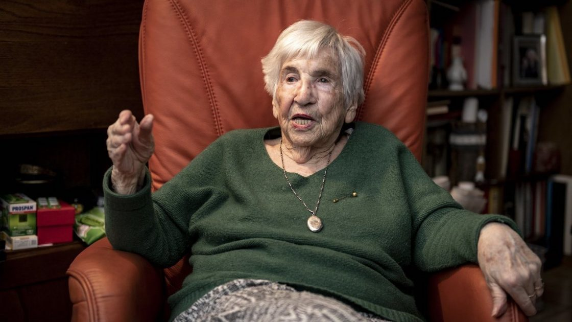 Esther Bejarano auschwitz