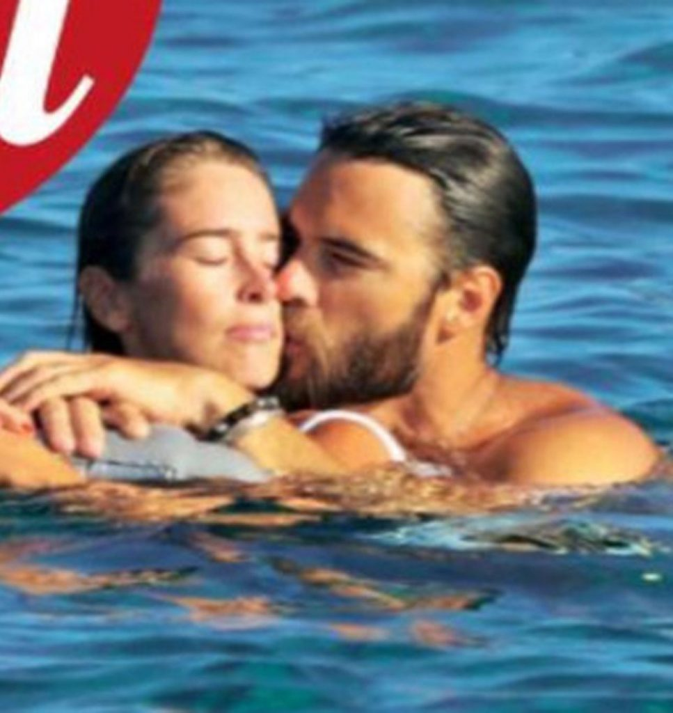 Maria Elena Boschi barca giulio berruti