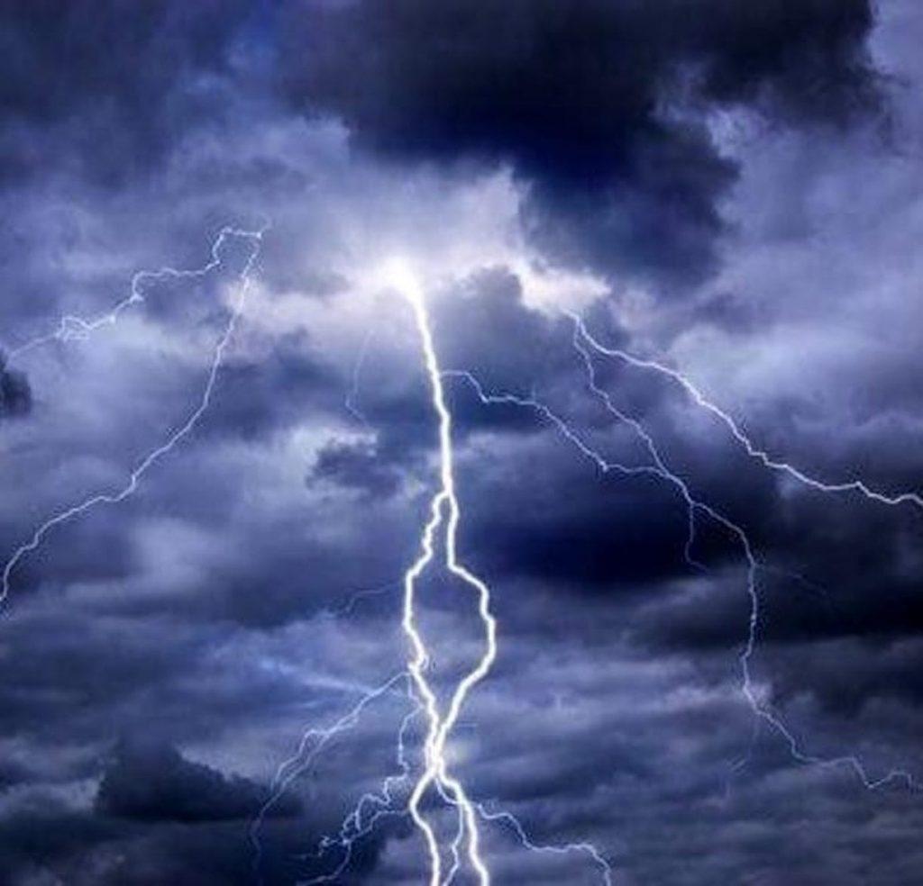caldo meteo italia lunedi maltempo