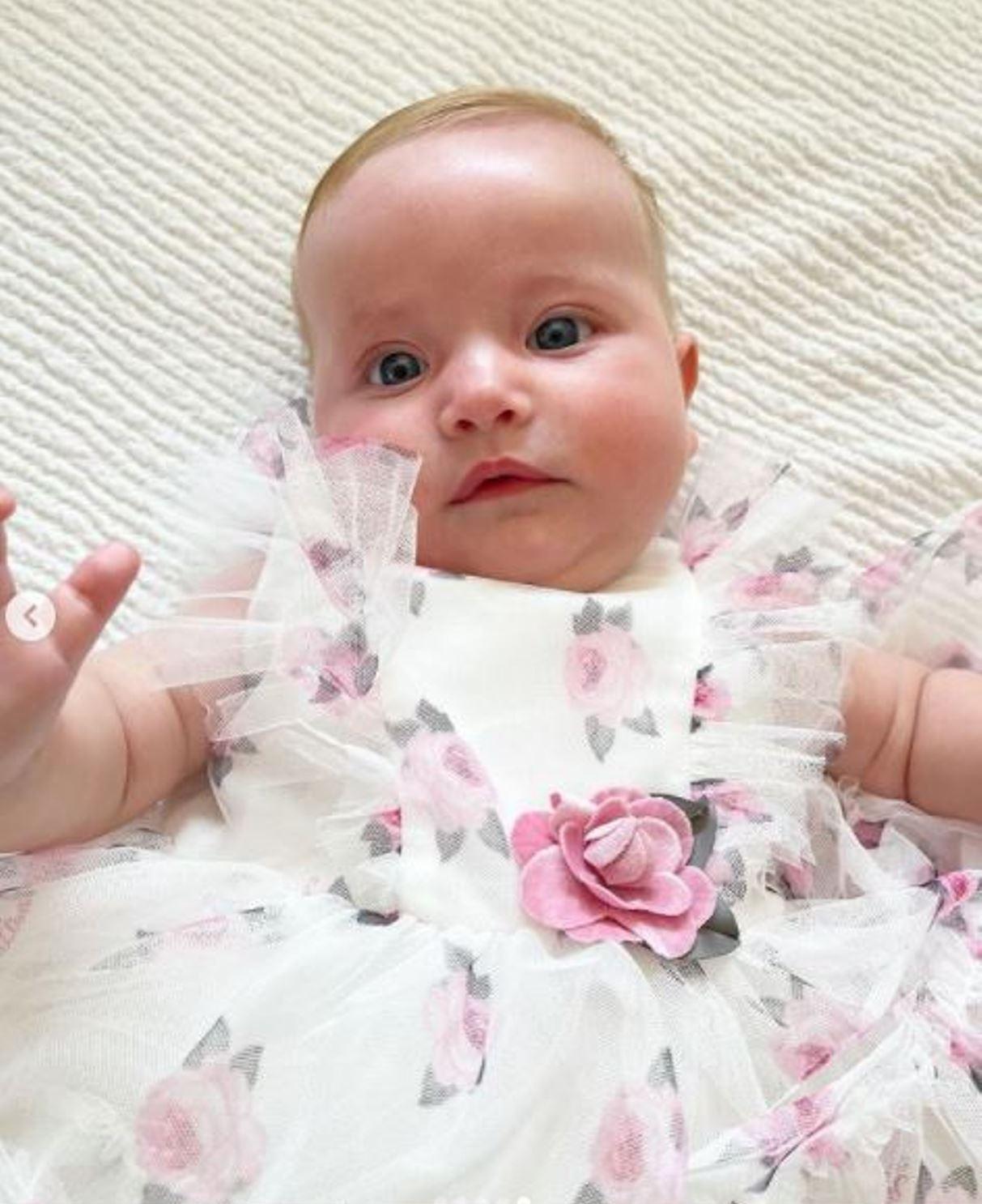 chiara ferragni figlia vittoria ballerina abito prezzo