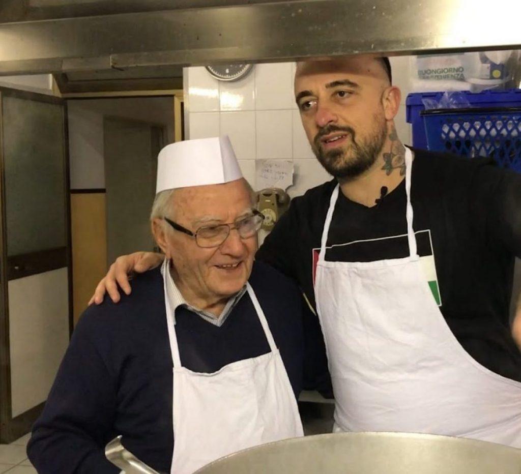 Dino Impagliazzo morto chef poveri