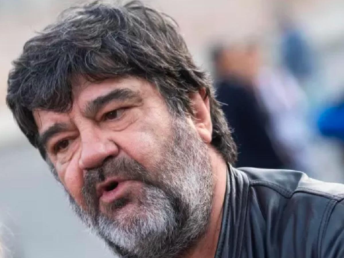 Francesco Pannofino incidente in moto