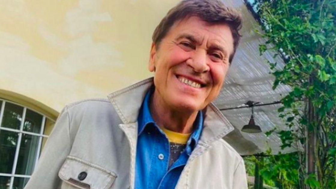 Gianni Morandi, come sta dopo la grave ustione