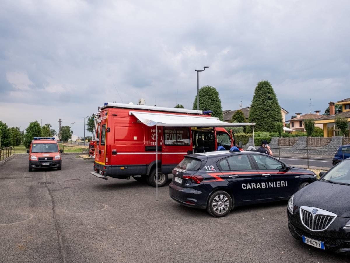 Milano tragedia donne morte mietitrebbia