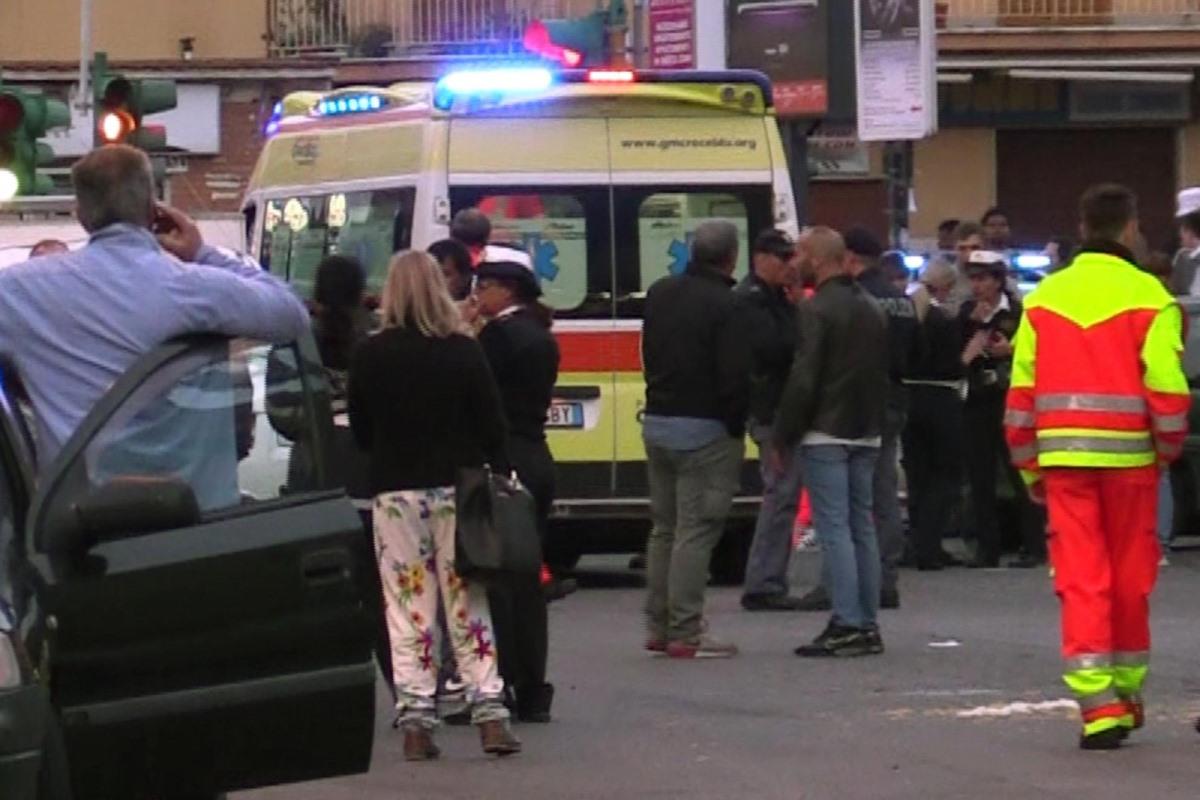incidente roma