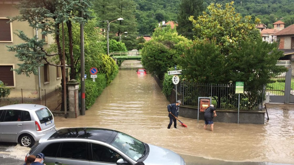 maltempo inondazioni abruzzo molise puglia