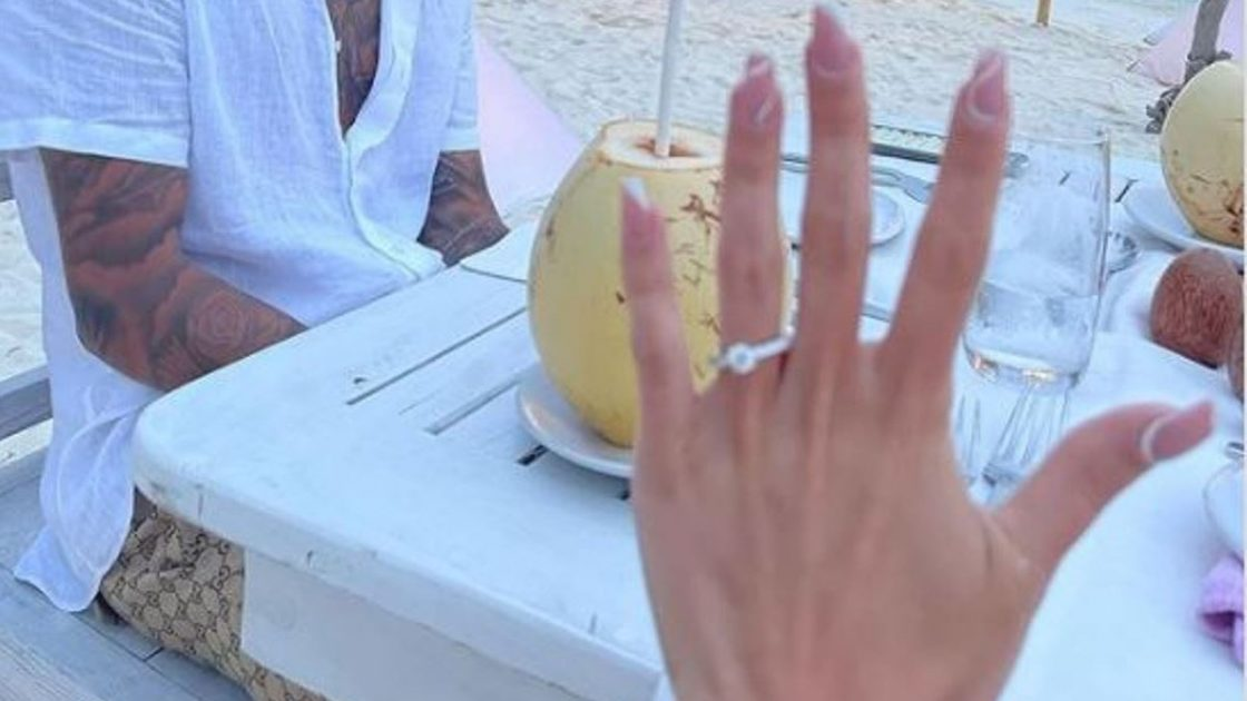 joao cancelo proposta di matrimonio