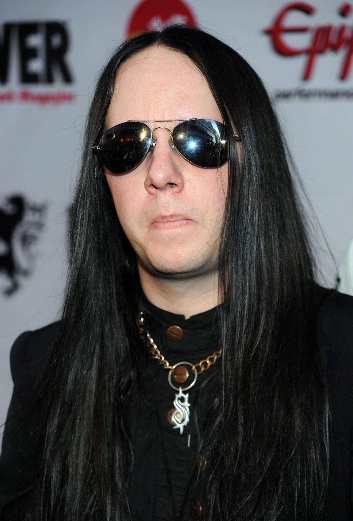 Joey Jordison morto slipknot