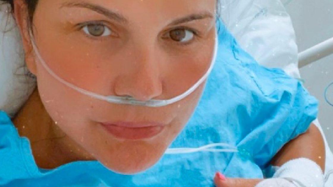 Katia Veiro, sorella Cristiano Ronaldo in ospedale per il Covid